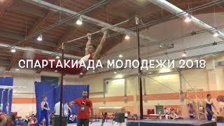 Спартакиада Молодежи России 2018