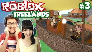 Roblox ITA - Our Airship! -Treelands Ep 3 - #16