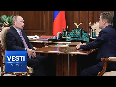 Putin: Gazprom Sets New Export Records; Europeans Not Buying Expensive US Shale Gas!