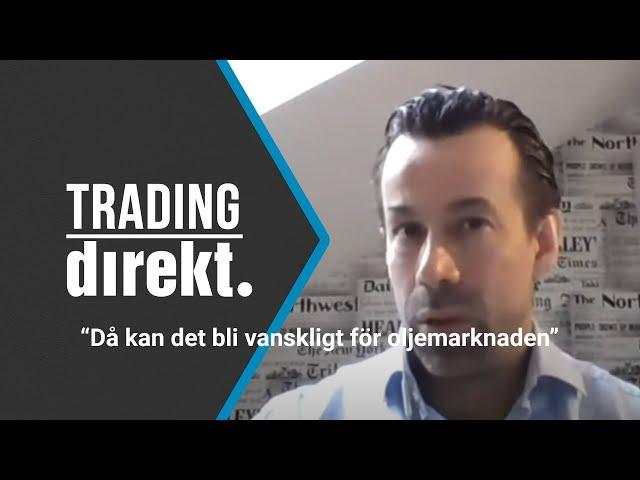 Trading Direkt 2021-03-09: Goda utsikter för gruvbolag, risk för bakslag i oljeaktier! - analytiker