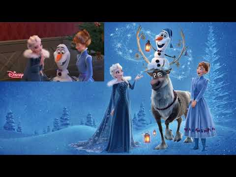 Olaf's Frozen Adventure - Ring in the Season [Bahasa Malaysia]