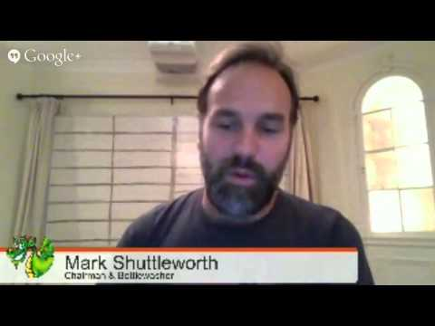 Mark Shuttleworth Keynote - 14.03 Ubuntu Developer Summit