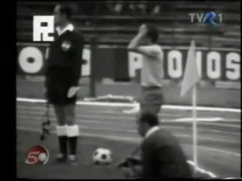 Fussball Wm 1974 Qualifikation Rumanien Ddr 1 0