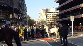 Valencia celtic glasgow best fans