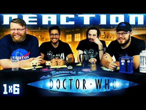 "Doctor Who 1x6 REACTION!! ""Dalek"""