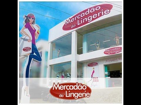 7c7366842ec4 Mercadão da Lingerie - Loja lingerie por atacado em Ilhota SC - YouTube