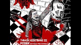 Murder Inc., Thrash Nightmare III., 31.10.2015  Písek