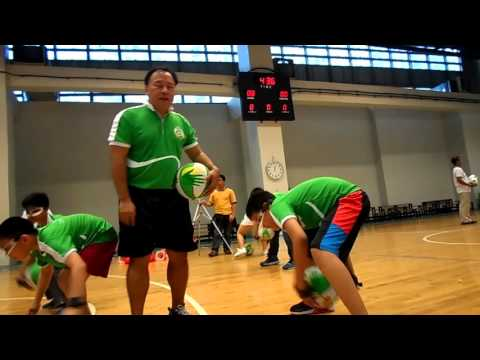 Milo Sports Clinic - Basketball 101