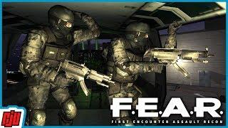 F.E.A.R. Part 3 | PC Horror FPS Game | Gameplay Walkthrough