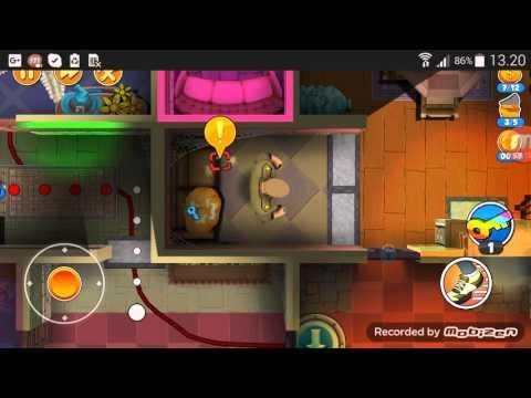 TASTY CANDY | Robbery Bob 2 Double Trouble: Hauntington Level 19 To Level 20