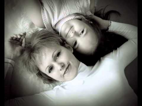 Семейная фотосессия. Мама и дочка