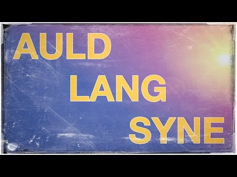 Auld Lang Syne with Sick Jazz Piano Chords - YouTube