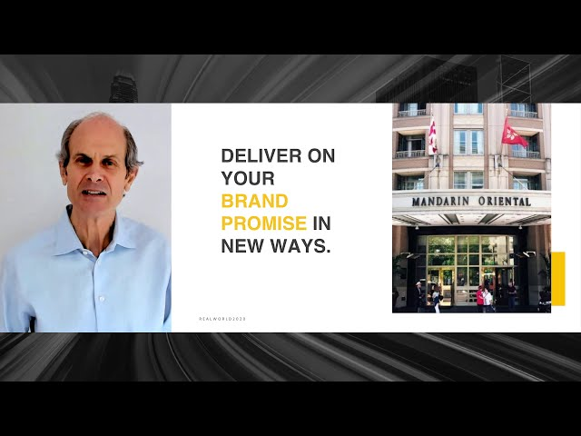 GEOFF COLVIN: In a Downturn, Don't Abandon Your Brand Promise
