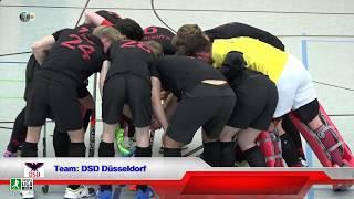 1. Regionalliga West Halle Herren DSD vs. CHTC 2 13.01.2019 Highlights