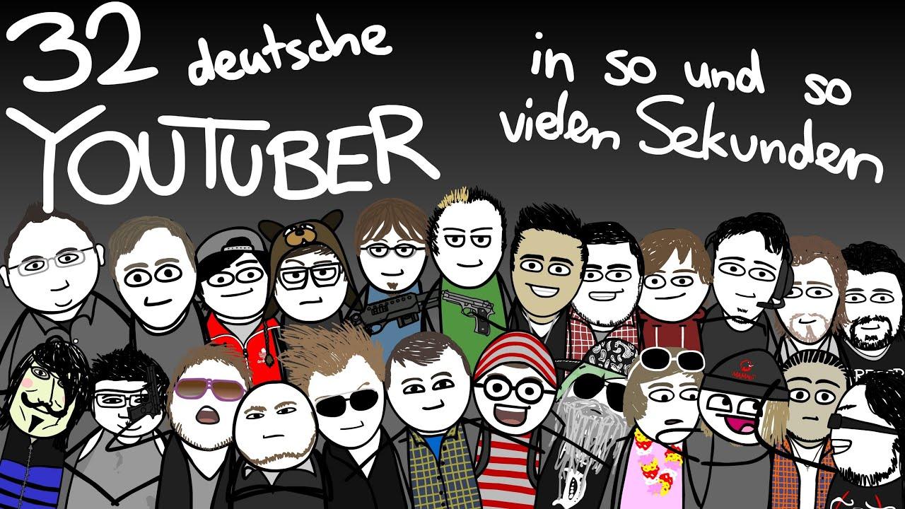 Deutsche Youtuber Erraten App Lösungen