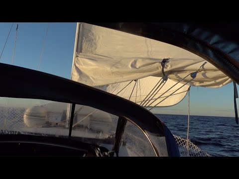 200 nm Offshore Voyage on a 30 Foot Sailboat