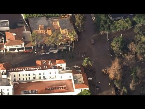 California mudslide crews transition to recovery mode