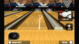 Brunswick Pro Bowling Review (Wii)