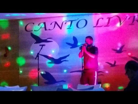 "Diego Garcia canta ""Unwell"" versão Matchbox Twenty - Karaoke Canto Livre"
