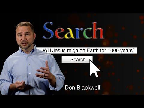 Will Jesus reign on Earth for a thousand years? | Search Premillennialism