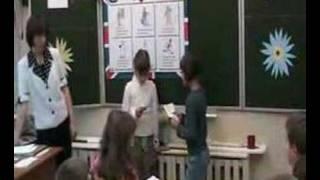 урок английского.профессии.шишкова н.б.Teaching English