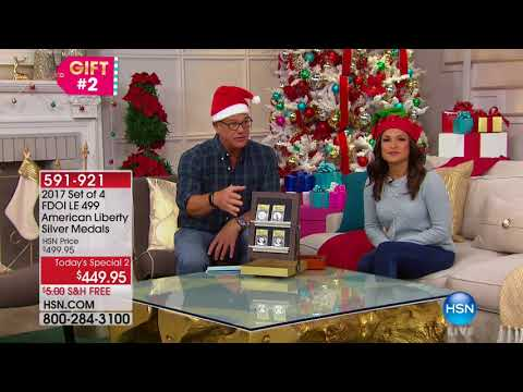 HSN | Top 10 Gifts 11.11.2017 - 10 AM