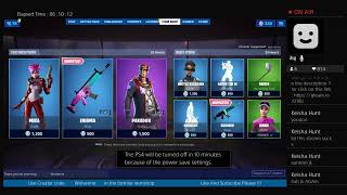 *NEW* Fortnite Item Shop COUNTDOWN JULY 24,2019 NEW RARE SKINS ?! 24/7 (Fortnite Battle Royale) Live