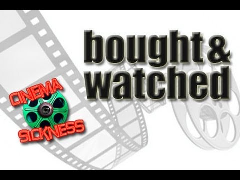 Bought & Watched (01/25/12)