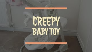 Gambar cover The Worlds Creepiest Baby Toy