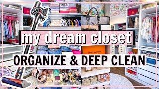 CLOSET ORGANIZATION IDEAS & EXTREME CLEAN WITH ME! | Alexandra Beuter