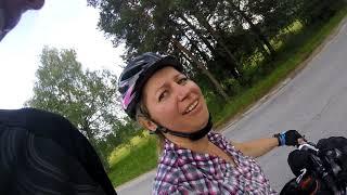 Bikepacking to Eco Camping Batak/Bulgaria 2019