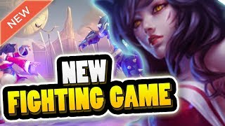 NEW League of Legends Fighting Game REVEALED!! | EVERYTHING WE KNOW SO FAR!