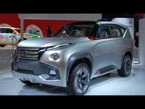 2020 Mitsubishi Montero Limited Price, Specs, Redesign, And Engines >> 2017 Mitsubishi Montero Review Rendered Price Specs Release Date