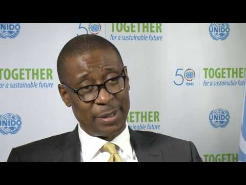 Interview with Nigeria's Minister of Industry,  Trade and Investment, Okechukwu Enelamah