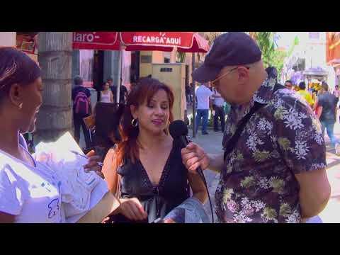 Preguntas estúpidas de Santiago Moure en Medellín - La Tele Letal