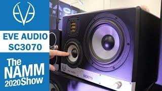 Best Of NAMM 2020: Eve SC3070 3-Way Studio Monitors - Pro Audio