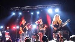 Ruutana - Kipukynnys + Ace of Spades live
