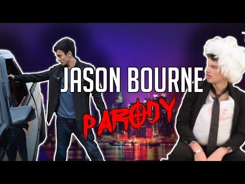 Jason Bourne PARODY