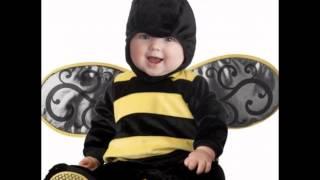 видео Детский костюм пчелки своими руками