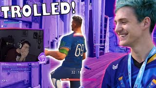 Ninja TROLLS DrLupo!! CDNThe3rd HILARIOUS Moments! | Fortnite Highlights & Funny Moments #49