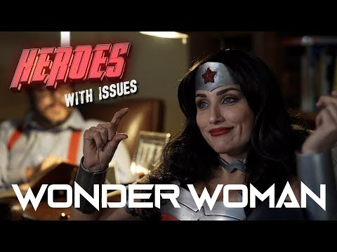 WONDER WOMAN the reason BATMAN & SUPERMAN fight? (Heroes With Issues Ep 2)