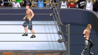 WWE - Survivor Series (GBA) - Vizzed.com GamePlay