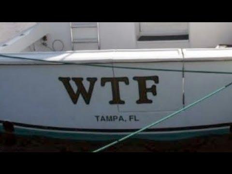 Ship and Boat Names