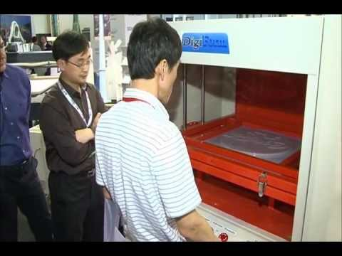 Digi form 3D Forming Thermoplastic machine - Dubai