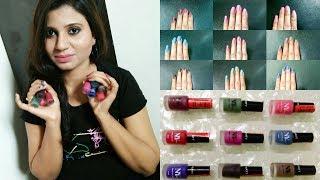 Ny bae nail polish review ( matte ) // nail swatches // my style and tips
