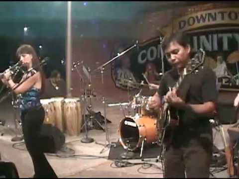 Gosia & Ali Latin Jazz Quintet-Little Sunflower
