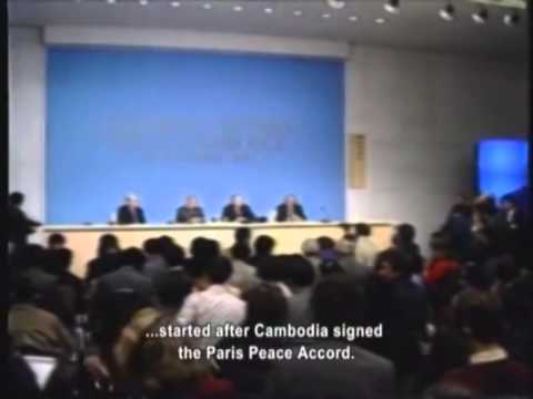 23 Oct 1991 Paris Peace Agreement Youtube
