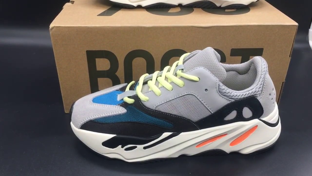 930bb4fe0 Buy Best Quality UA Yeezy Wave Runner 700 Solid Grey Online From Most  Trusted Yeezy Seller, Worldwide Shipping