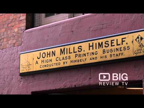 John Mills Himself Bar and Cafe a Coffee Shop Brisbane CBD QLD serving Sweets and Cocktail Drinks