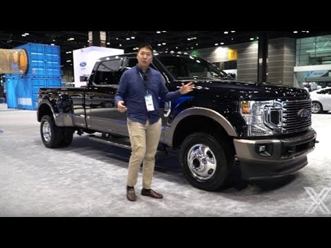 2020 Ford Super Duty | 7.3L Godzilla V8!